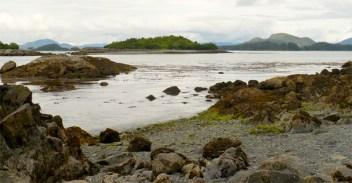 View From John Browns Beach Japonski Island