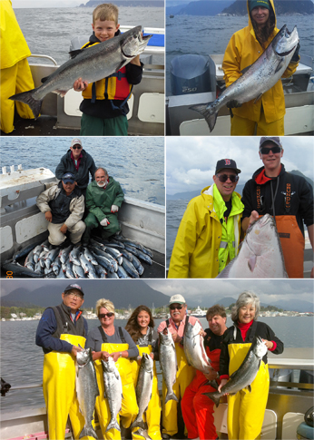 8 5 2014 Awesome catches and awesome family memories