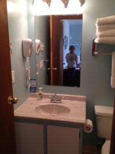 New Bathroom at Wild Strawberry Lodge / Alaska Premier Charters, Inc.