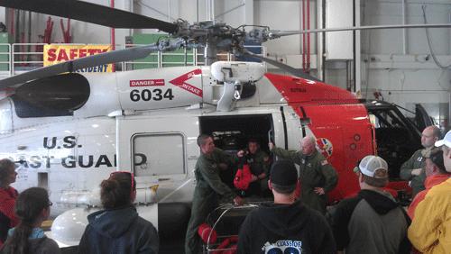 Coast Guard Demonstration