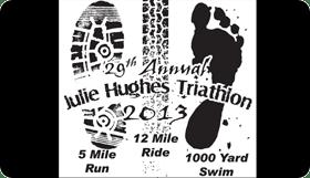 29th Annual Julie Hughes Triathlon