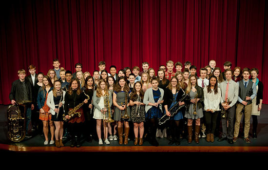 Raffle Ticket winner supporting Karina Belcher on her Sitka High School Symphonic Band trip