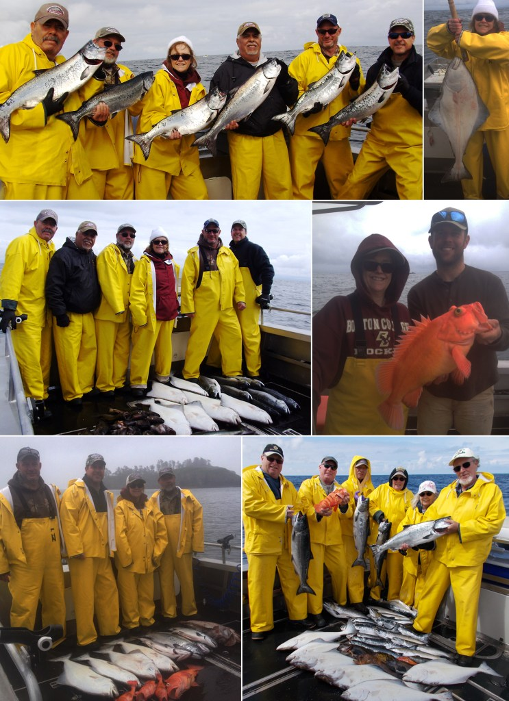Lots of Kings and other fishing action!