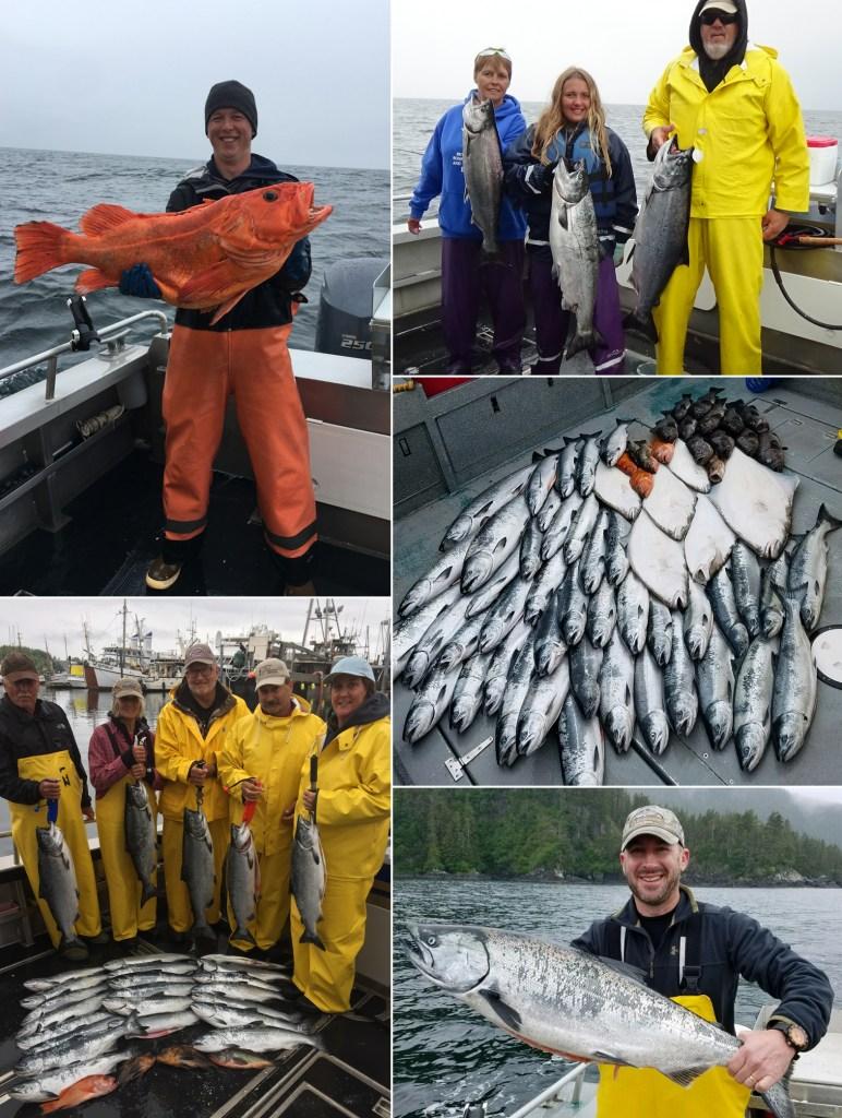 That's some reel good fishing!