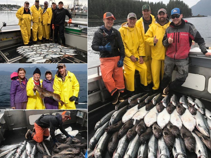 Great coho action!