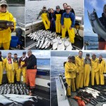 09-01-2017 Better weather produced lots of fish and a 15 lb. coho!