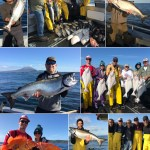 09-03-2018 Four beautiful King Salmon top the day!