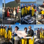 09-07-2019 Happy groups with healthy catches including monster silvers!