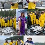 7-6-21 Working hard for those beautiful King Salmon!