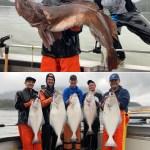 8-15-21 A resident Ling tops a deckhand staff trip!