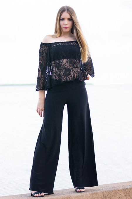 Gypsy Free Spirit Top, Bandeau and Palazzo Pants