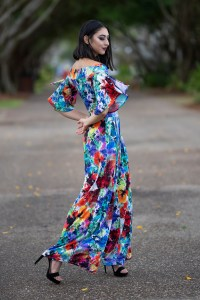 Ellipse Butterfly Jumpsuit in Paia