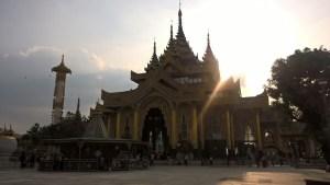 temples in yangon myanmar