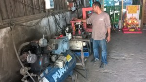 tire shop thailand