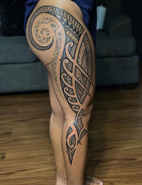 125 Tribal Tattoos For Men: With Meanings & Tips - Wild ...