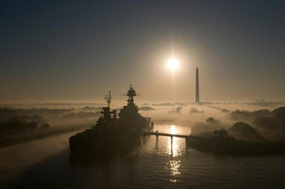Battleship Texas State Historic Site in LaPorte, Texas (Harris County)