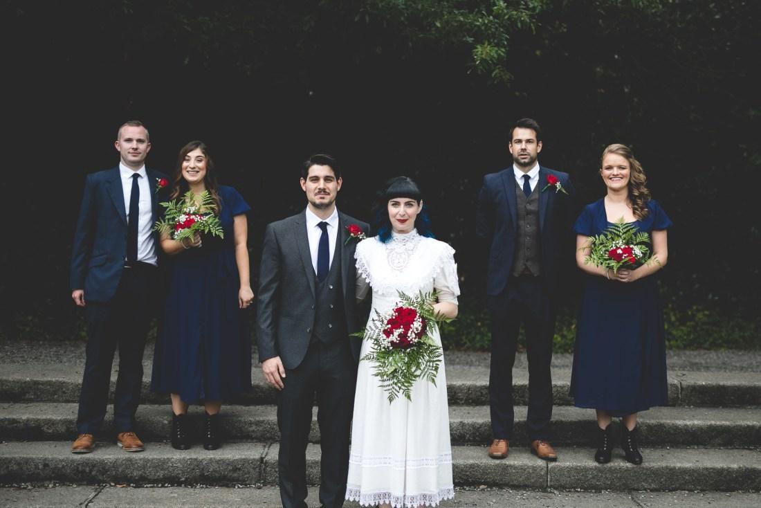 Iveagh Gardens wedding Dublin