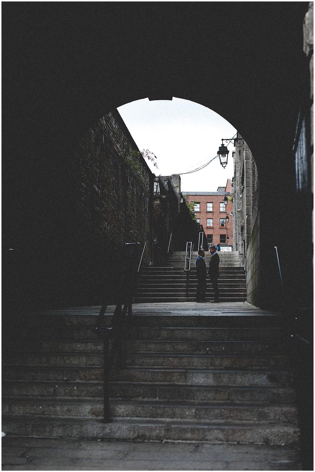 City Hall & Dublin Castle wedding
