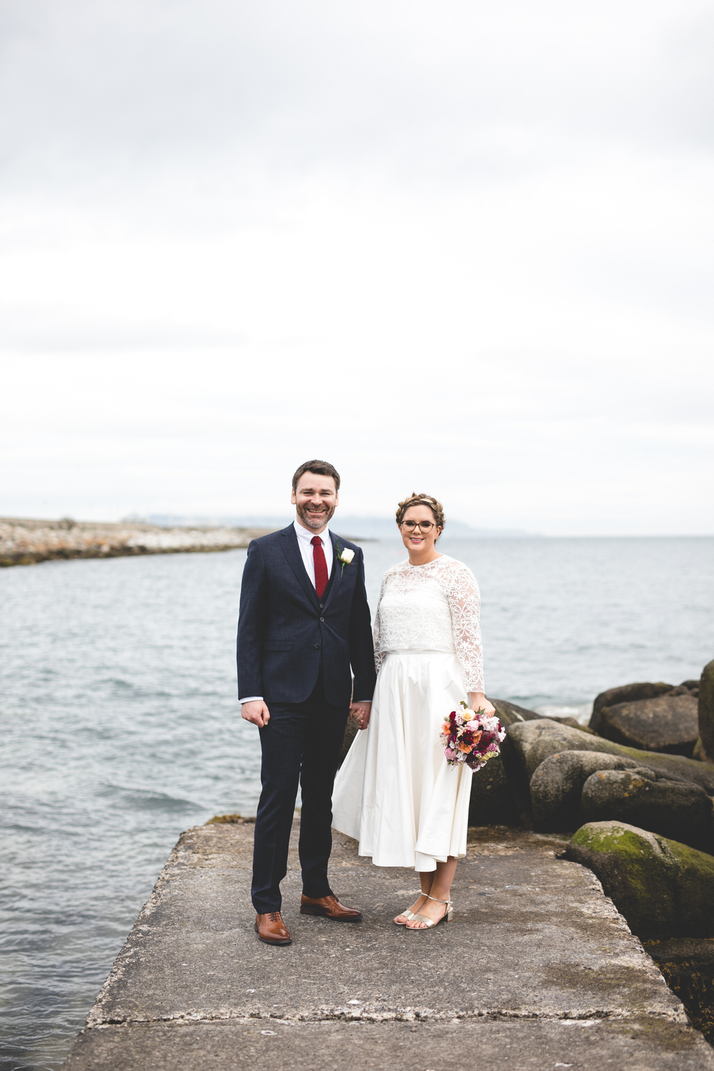 Contemporary wedding photography by Wild Things Wed