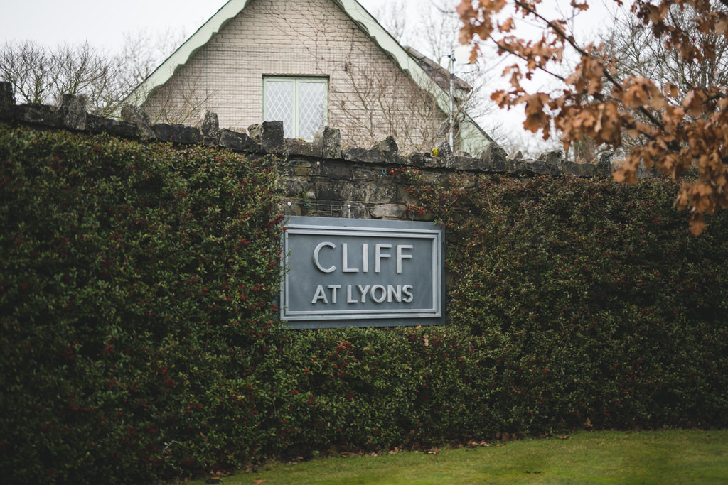 The Cliff at Lyons, wedding venue in Kilare