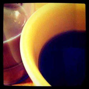 chain coffee drinker