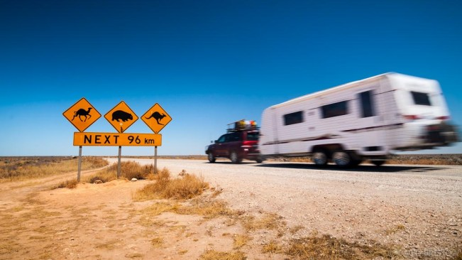 Hit the the road for a BIG LAP of Australia