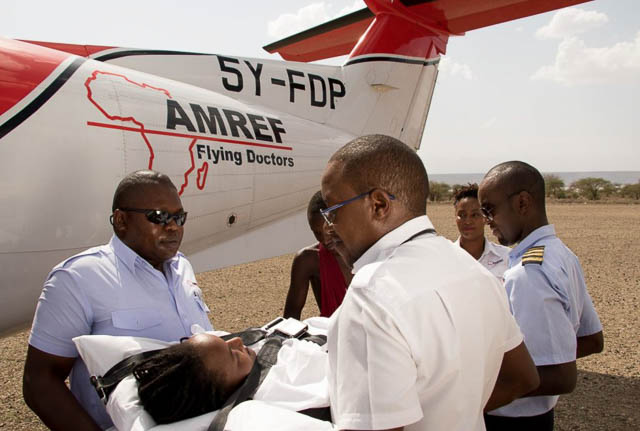 flying doctors insurance at work