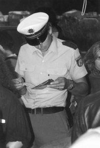 Falsche Polizisten am Telefon -