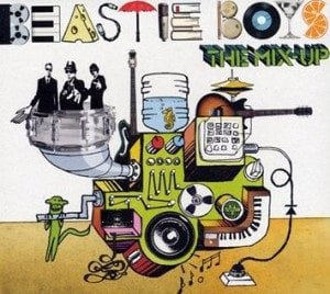 BEASTIE BOYS: The Mix-Up - Capitol (EMI)