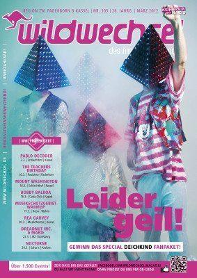 """""""Wir werben im Wildwechsel!"""" – Kunden Ausgabe Nord 03-2012"""