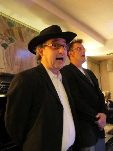 Hagen singt