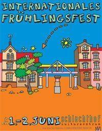 Internationales Frühlingsfest Kassel am 1. und 2. Juni