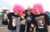 Ww beim Rock am Ring 2012 - Day One