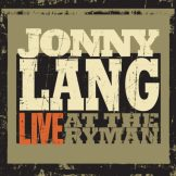 Jonny Lang - Live at the Ryman (Concord Rec)