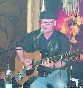 Rockparty in der alten Scheune bei Naumburg!