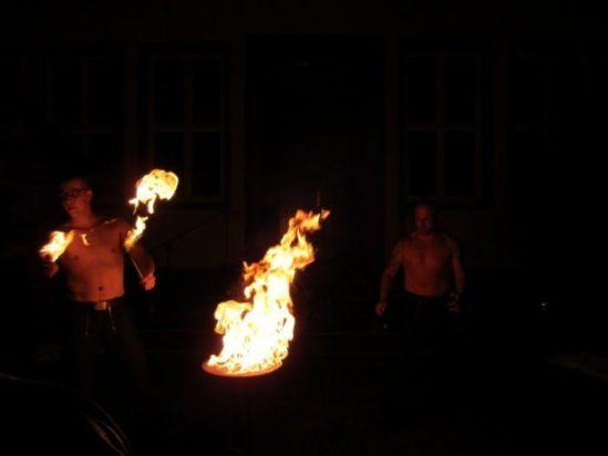 Fire Devils