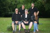 Als Akustikduo: Paddy Goes To Holyhead in Bad Zwesten