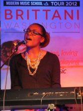 Space for Music - Brittani Washington im Ww-Interview