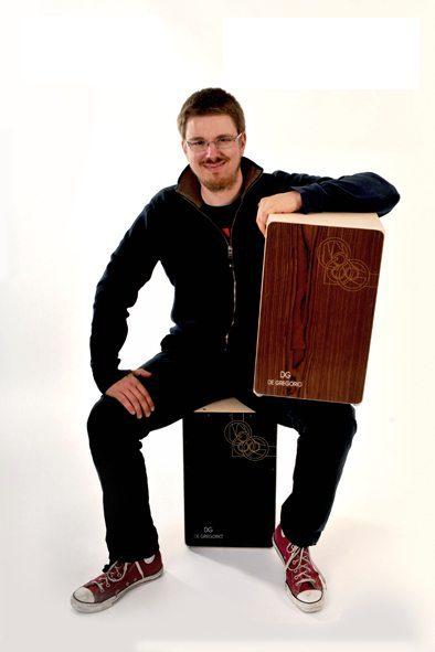 Schlagzeuger und Perkussionist Markus (Marcito) Ostfeld