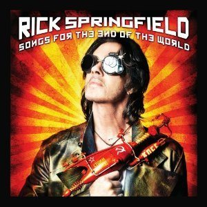 Rick Springfield - Songs For The End Of The World (Frontiers Records)