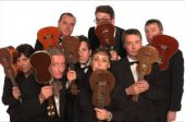 Made in Britain - The Ukulele Orchestra of Great Britain in Vellmar