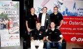 Kassel-Marathon: Offizieller Testlauf und Walking-Tests