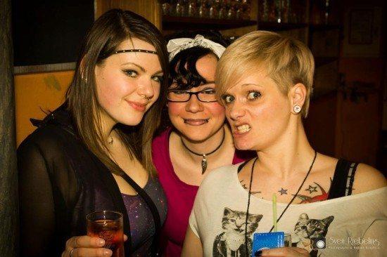 Monsta Birthday Party - 9 Jahre Hazienda