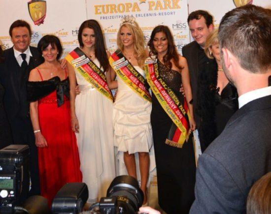 Miss Germany 2013: Mona Lauterbach leider früh ausgeschieden
