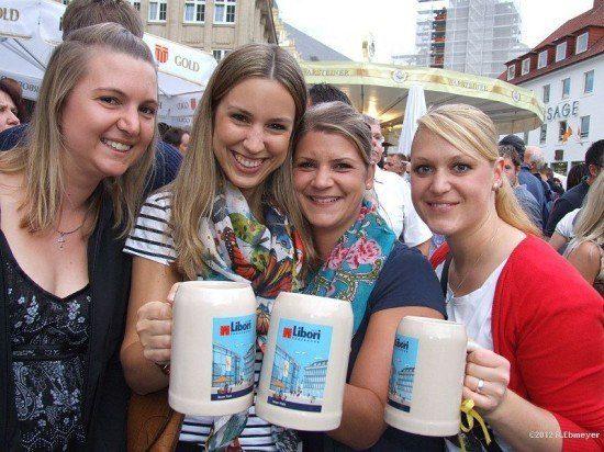 Zurück in Paderborn! Herbstlibori beschließt Kirmessaison