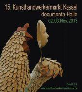 Es ist Kunst! 15. Kunsthandwerker-Markt in Kassel