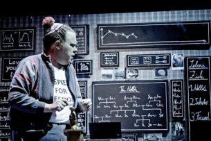 Theaterpremiere Max & Mary - Schwere Themen in einem zarten Märchen