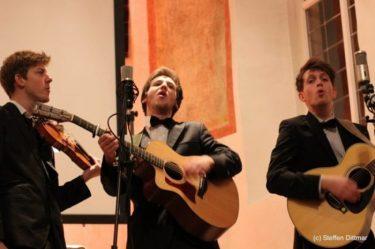 Kirche und mehr in Ottrau mit Radio Los Santos aus Alsfeld