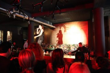 2. Abendrot-Afterwork-Party in der Bar Seibert in Kassel