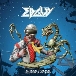 Edguy - Space Police, Defenders of the Crown